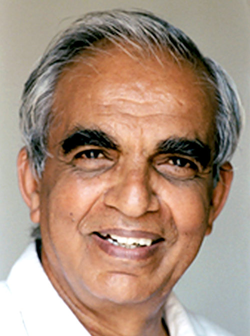 Portrait photo of T.V.K. Desikachar